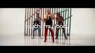 AFRICAN PRINCESS - TOUCH MY BODY (DIR BY PAUL GAMBIT)