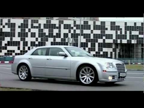 Chrysler 300C SRT8 6.1L / Тест-драйв