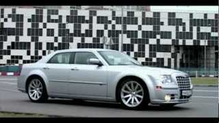 Chrysler 300C SRT8 6.1L / Тест-драйв