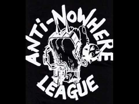 Anti-nowhere League - Get Ready