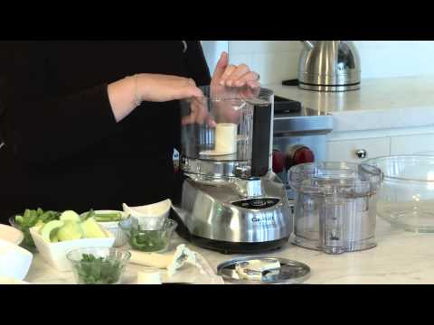 Cuisinart Prep 9™ 9-Cup Food Processor (DLC-2009CHB) Demo Video