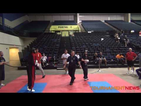 Sue Brazelton vs Chelsey Nash at Gator Nationals 2013