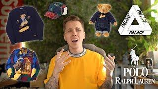 The $900 Teddy Bear? Palace x Ralph Lauren