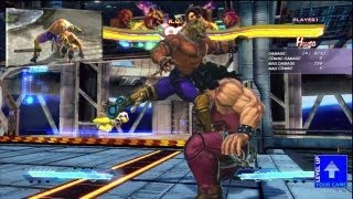 Level Up Your Game - Street Fighter x Tekken - Marduk / King - Episode 2