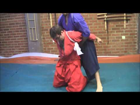 Ogawa Ryu - Jujutsu - November Training - Valencia - Spain 2013 Image 1