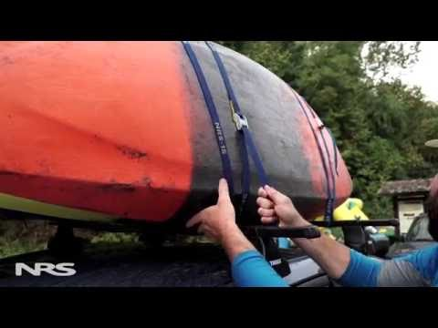 NRS Quick Tips | Loading Kayaks