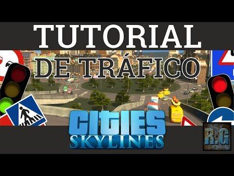 Tutorial de tráfico Cities Skylines - Guía de tráfico (Conceptos y estrategias)
