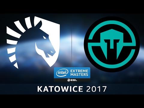 CS:GO - Liquid vs. Immortals [Cbble] Map 1 - IEM Katowice 2017 - NA Qualifier - Grand Final