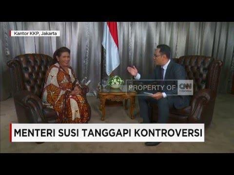 Menteri Susi: Saya Termasuk Pengagum Pak Ahok