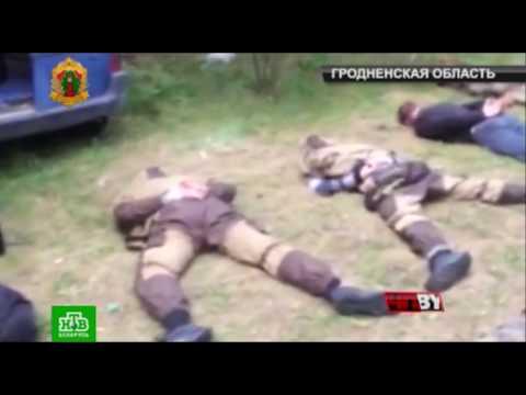 ЧП.BY Новые подробности задержания контрабандистов в Гродненской области