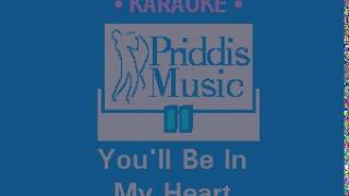 Pr1353 10 Collins Phil You 39 Ll Be In My Heart Tarzan Vocal Karaoke