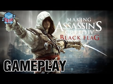Assassin's Creed IV Black Flag Xbox One Gameplay Commentary