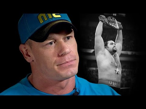 John Cena Discusses What's Truly At Stake Against Rusev At Wrestlemania: March 18, 2015 video
