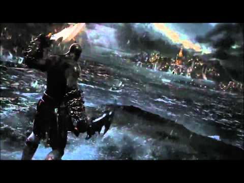 God of War 4 - Official Kratos Returns Trailer HD