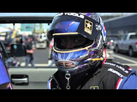 Mello Yello Commercial featuring Antron Brown