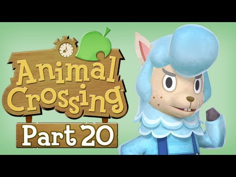 Let's Play Animal Crossing New Leaf - Part 20 (Golden Pig)