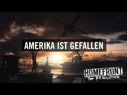 """Homefront: The Revolution """"Amerika ist gefallen""""-Trailer (Offiziell) [DE]"""