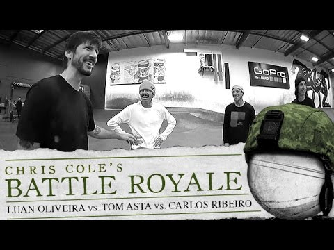 Luan Oliveira & Tom Asta & Carlos Ribeiro - Battle Royale