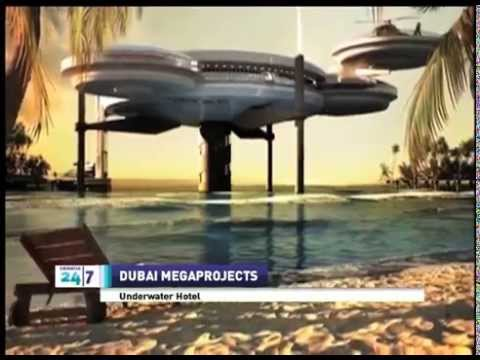 Dubai's crazy multi-billion dollar projects!