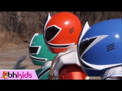 Phim Siêu Nhân Cuồng Phong (Ninpu Sentai Hurricaenger ...