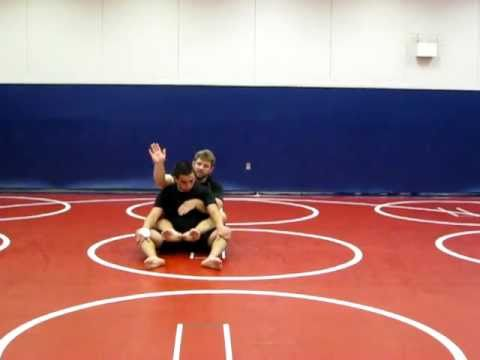 Modesto Grappling Club Instr: #55 Rear Mount/Seatbelt/Trap Arm/Rear Naked Choke Image 1