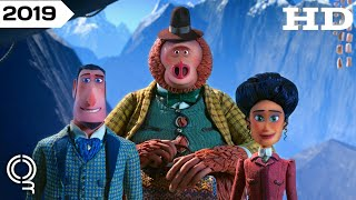 Missing Link | 2019 Official Movie Trailer #Comedy Film