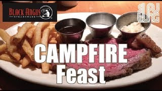 Black Angus Steakhouse Campfire Feast Dinner For Two