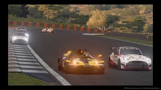 Gran Turismo™SPORT FIA GT Nations Cup Off-Season Exhibition Season 1 Round 4 Broadcast