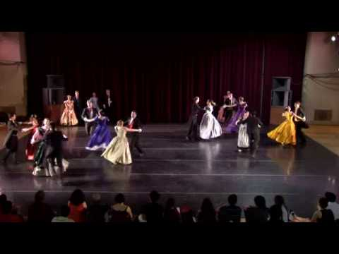 Danse Libre - Russian Mazurka Quadrille at Stanford Big Dance 2009