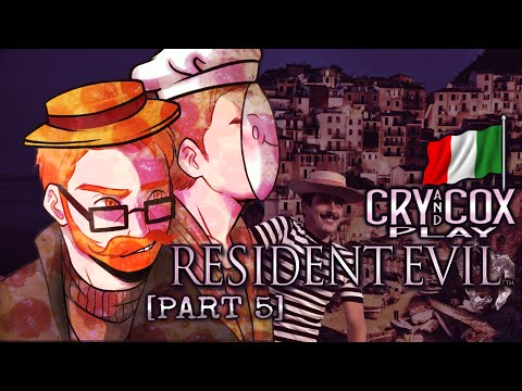 Cry n' Cox Play: Resident Evil 6 [Chris & Piers] [P5]