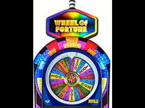 Wheel of Fortune Triple Gems Slot Machine-NEW SLOT!