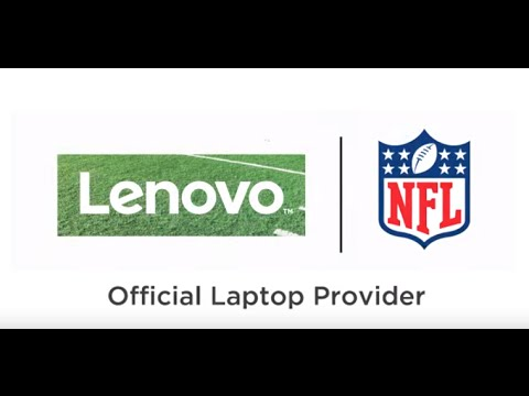 Lenovo and the NFL׃ Game Day Activities