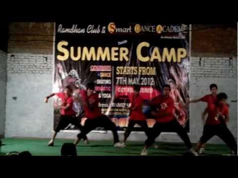 smart dance academe ISHQZAADE
