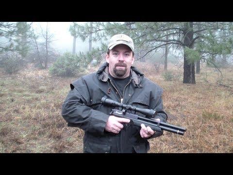 Benjamin Marauder PCP Air Pistol First Impressions