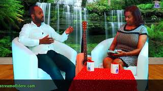 Interview with Singer Yosef Kassa - AmlekoTube.com