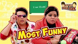 Download Bittu Bak Bak - Most Funny Videos 3Gp Mp4
