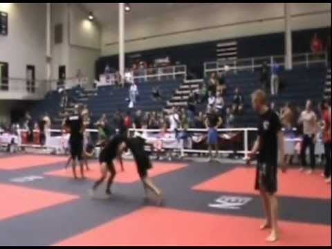 Jiu jitsu takedowns/chokes: nogi highlight: up and coming grapplers 2012: Sergio Ardila Image 1