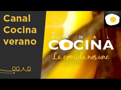 Disfruta de las mejores recetas veraniegas en Canal Cocina