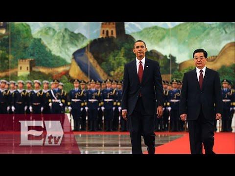 Barack Obama inicia gira de estado por Asia / Ricardo Salas