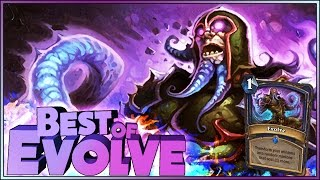Hearthstone Best of Evolve - Funny and lucky Rng Moments