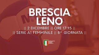 Serie A1F [8^]: Brescia - Leno 23-20