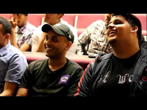 SimplyBhangra.com Arminder Nahal feat. Lucky Sidhu - Gussa Making...