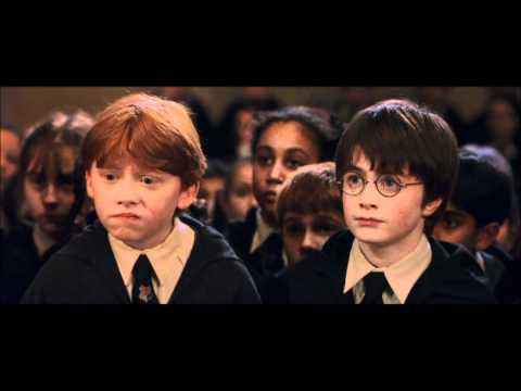Harry Potter And The Philosopher's Stone - The First Look At Hogwarts (hd) video