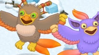 How to Breed RARE TWEEDLE Monster 100% Real in My Singing Monsters! [COLD ISLAND]
