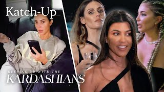 Kim Prepares For Psalm's Birth & Kourtney's BFFs Compete For Her Attention: KUWTK Katch-Up (S17 Ep6)