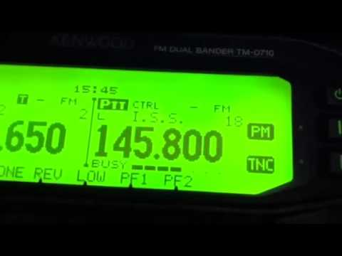 SV5BYR receives ISS FEMALE ON4ISS contact school....flv