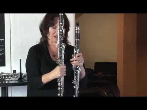 The basset clarinet & basset horn