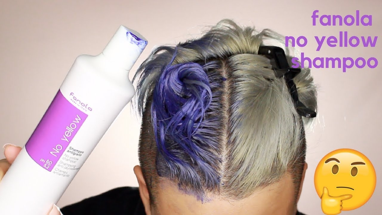 Purple Toning Shampoos to Try