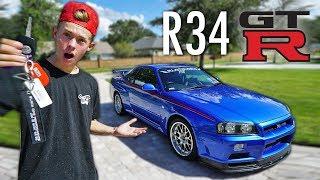 GTR DREAM COME TRUE! *R34 in USA*