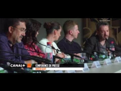 Cannes 2014 - WINTER SLEEP : Press Conference